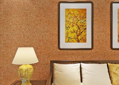 0.53*10m 돌비늘 벽지/비 - 길쌈된 거실 현대 벽지 황색 색깔