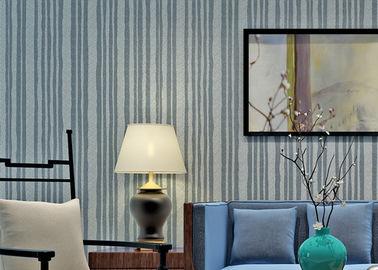 성격 물자, 줄무늬 본을 가진 현대 작풍 돌비늘 돌 벽지 내열