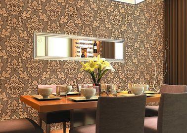 가정 훈장, 목록으로 만들어지는 SGS CSA를 위한 0.53*10m 싼 가격에 의하여 돋을새김되는 꽃무늬 벽지